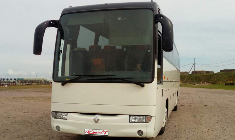 Аренда автобуса 51 место
