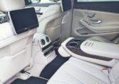 Рис. Mersedes Benz class S